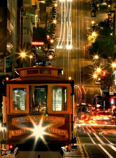Van Ness Cable Car, San Francisco