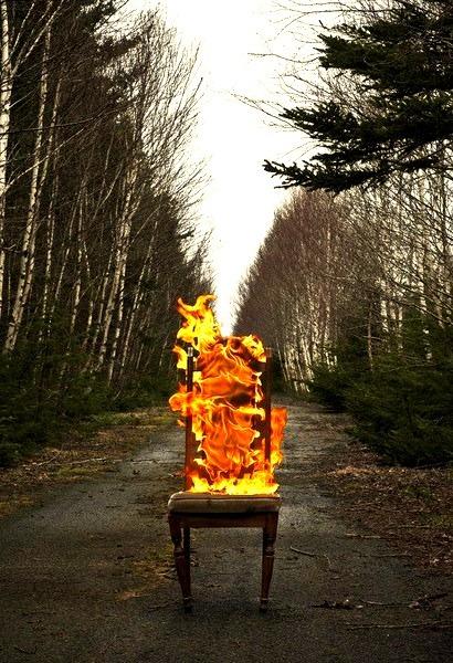Forest Fire, Nova Scotia